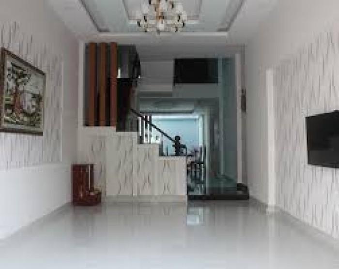 Gấp! Kẹt tiền cần bán nhà mặt tiền Bà Huyện Thanh Quan, Q3, 110 m2