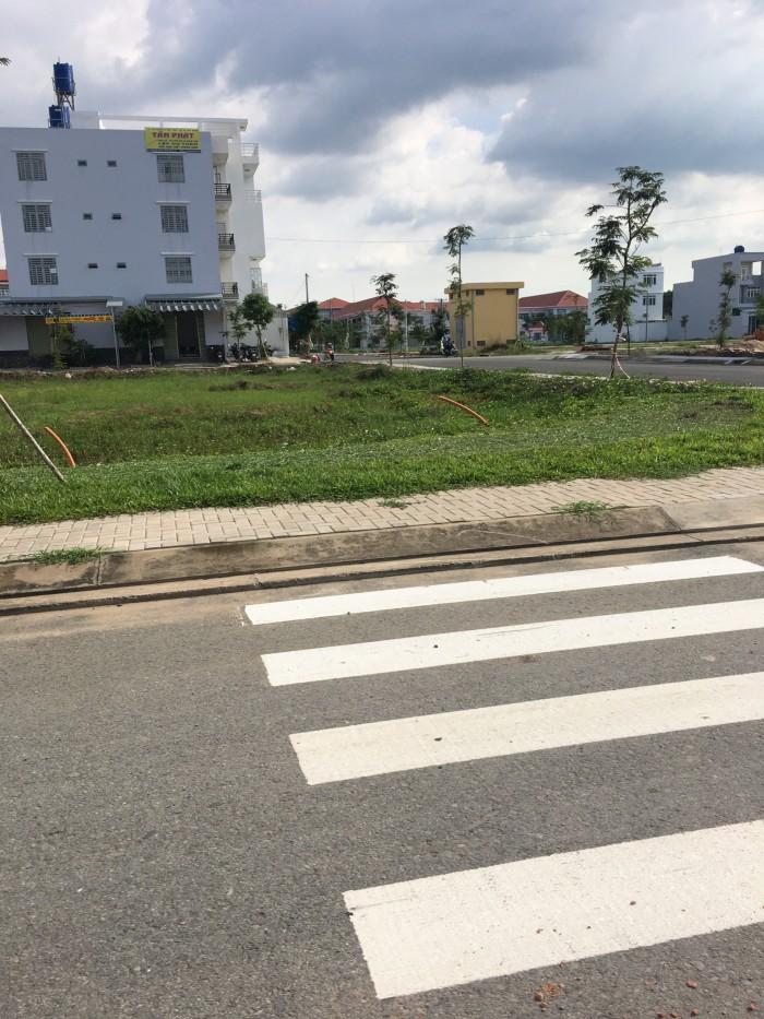 Bán lô đất đường An Hạ, xã Phạm Văn Hai, Bình Chánh, DT 95m2,
