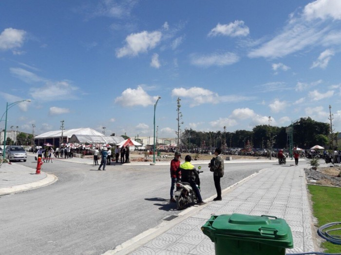 Cát Tường chính thức nhận giữ chỗ dự án KDC Thiên Phúc, mặt tiền đường  DT 743 - Bình Chuẩn Tx thuận an Bình Dương.