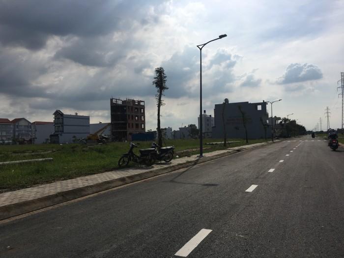 Bán rẻ lô đất ở xã Phạm Văn Hai, đường An Hạ, đối diện Co.op Mark Phạm Văn Hai, giá 9 triệu/m2, bao sổ