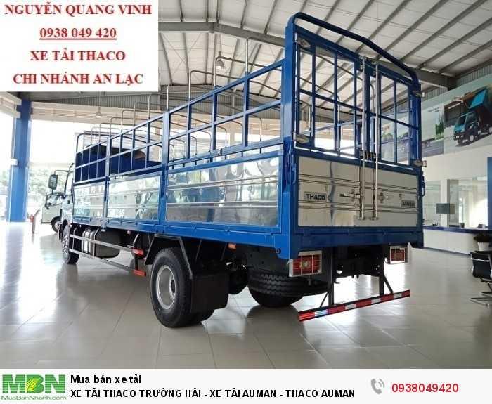 Xe Tải Thaco Trường Hải - Xe Tải Auman - Thaco Auman C160 - Bán Xe Trả Góp 2