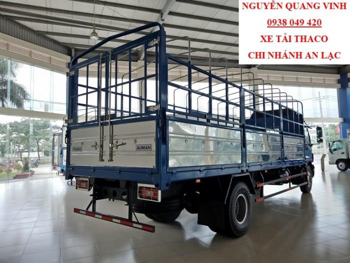 Xe Tải Thaco Trường Hải - Xe Tải Auman - Thaco Auman C160 - Bán Xe Trả Góp 3