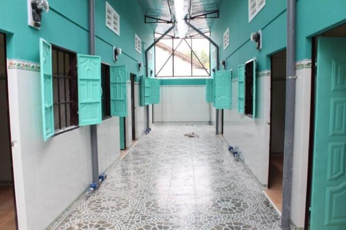 2 dãy phòng trọ 14 phòng + 300m2 đất thổ cư