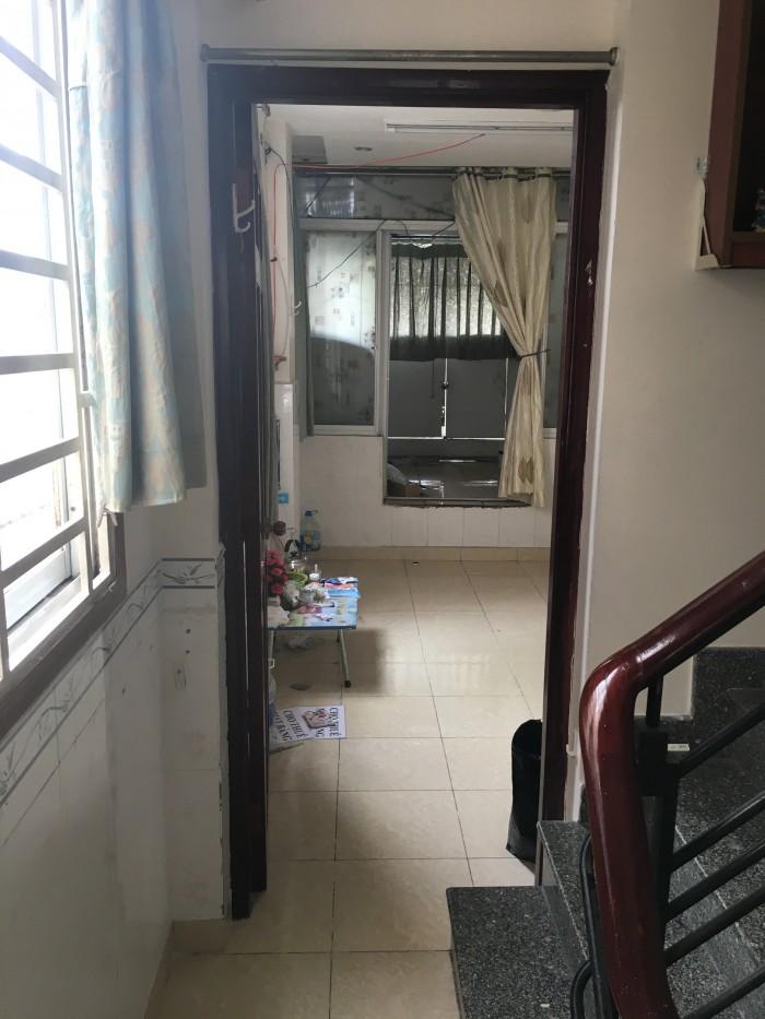 Bán nhà lô góc 2 mặt tiền Thích Quảng Đức Phú Nhuận34m2, thu nhập 30tr/th
