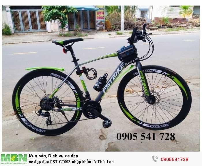 xe đạp đua FST GT002 nhập khẩu từ Thái Lan