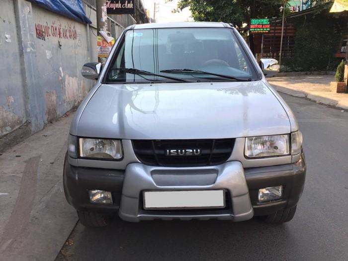 bán xe Isuzu Hilander đời 2007 số tự động máy dầu