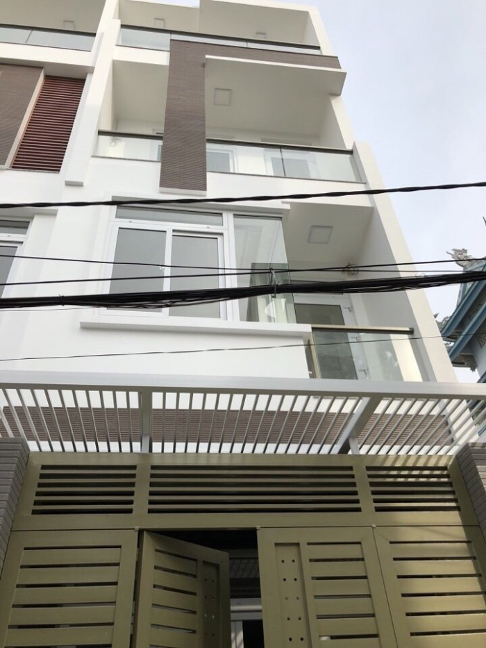 Tôi cần bán gấp nhà 5x18.5m, 3 lầu đườngTô Ngọc Vân, Quận 12, LH  Mr. Phát