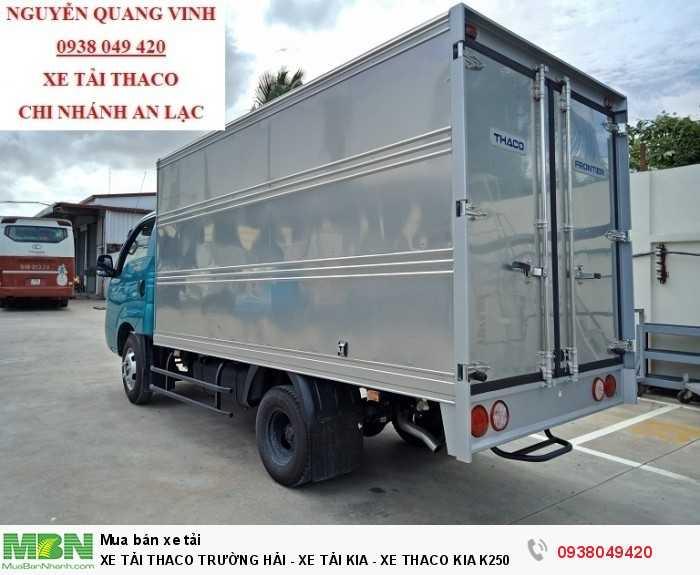 Xe Tải Thaco Trường Hải - Xe Tải Kia - Xe Thaco Kia K250 - Bán Xe Trả Góp 4