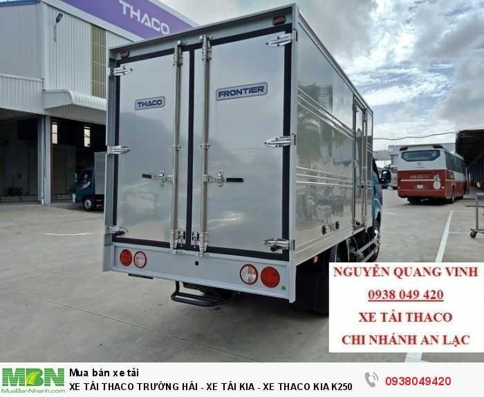 Xe Tải Thaco Trường Hải - Xe Tải Kia - Xe Thaco Kia K250 - Bán Xe Trả Góp 6