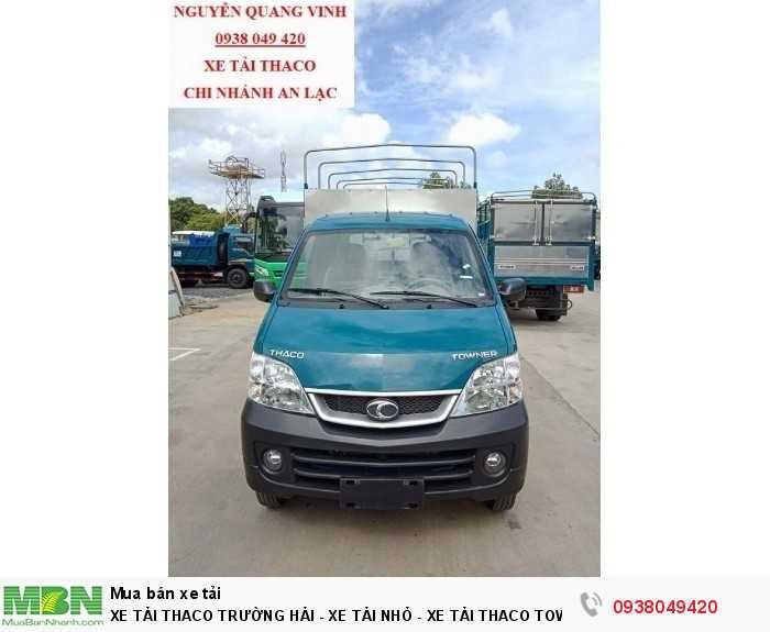 Xe Tải Thaco Towner 990 - Đời 2019 - Tải Trọng 990 Kg - Bán Xe Trả Góp 1