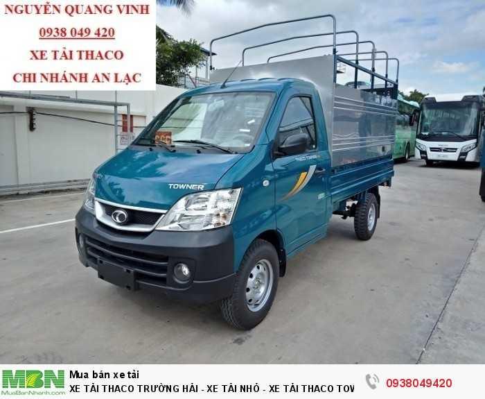Xe Tải Thaco Towner 990 - Đời 2019 - Tải Trọng 990 Kg - Bán Xe Trả Góp 2