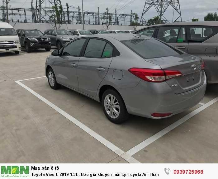 Toyota Vios sản xuất năm 2019 Số tay (số sàn) Động cơ Xăng