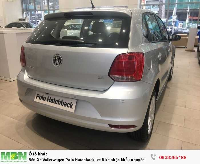 Volkswagen Polo Hatchback, xe Đức nhập khẩu nguyên chiếc chính hãng mới 100% giá rẻ, hỗ trợ trả góp