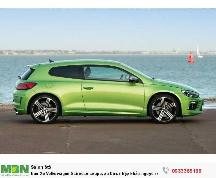 Bán Xe Volkswagen Scirocco coupe, xe Đức nhập khẩu nguyên chiếc chính hãng mới 100%, hỗ trợ trả góp 7