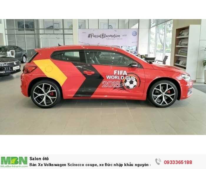 Bán Xe Volkswagen Scirocco coupe, xe Đức nhập khẩu nguyên chiếc chính hãng mới 100%, hỗ trợ trả góp 11