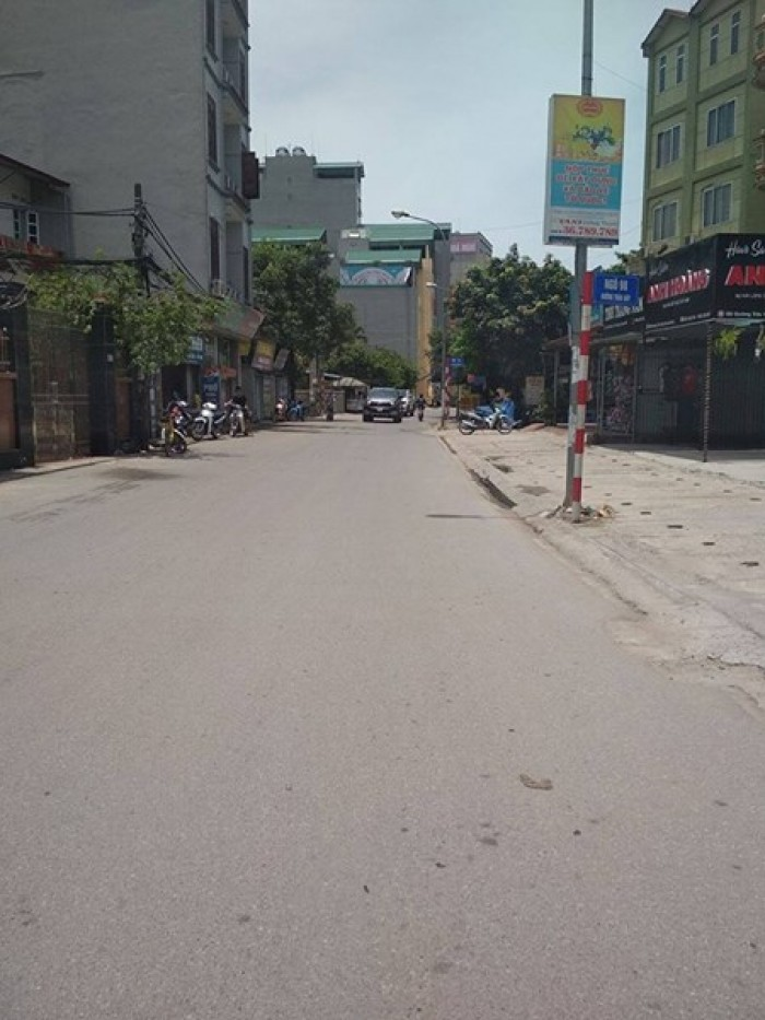 Bán nhanh lô đất kinh doanh tại khu đô thị 31ha Trâu Qùy - Gia Lâm