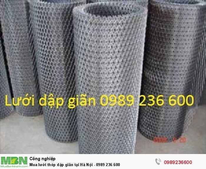 Mua lưới thép dập giãn tại Hà Nội - 0989 236 600