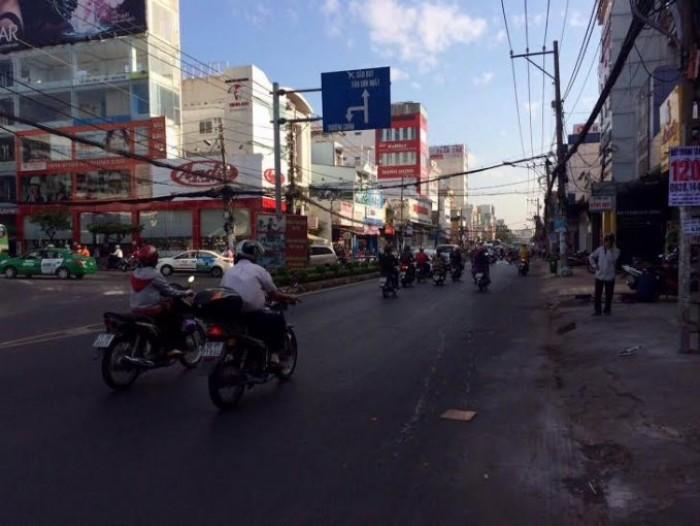 Bán nhà đang cho thuê mặt tiền Hoàng Văn Thụ, p12, Tân Bình