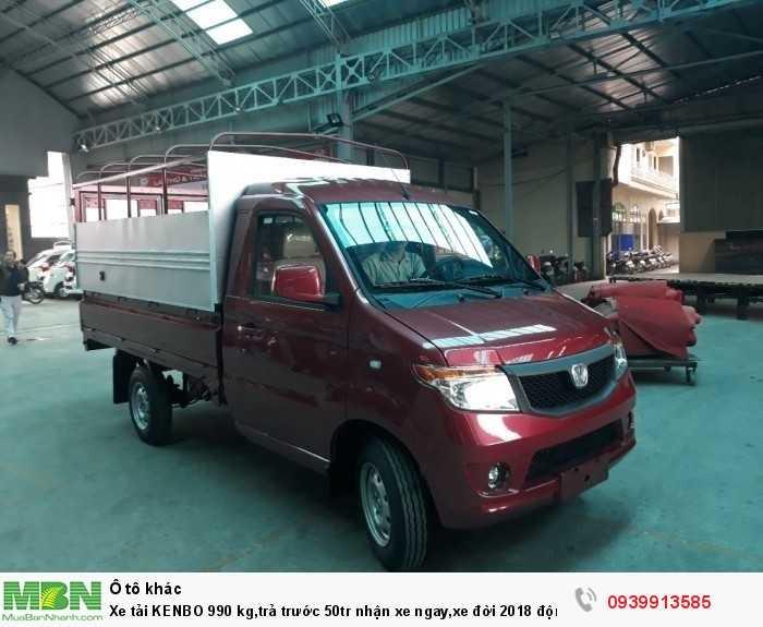 Bán xe tải kenbo 9 tạ, xe tải kenbo 990kg,xe tải nhỏ của Chiến Thắng0