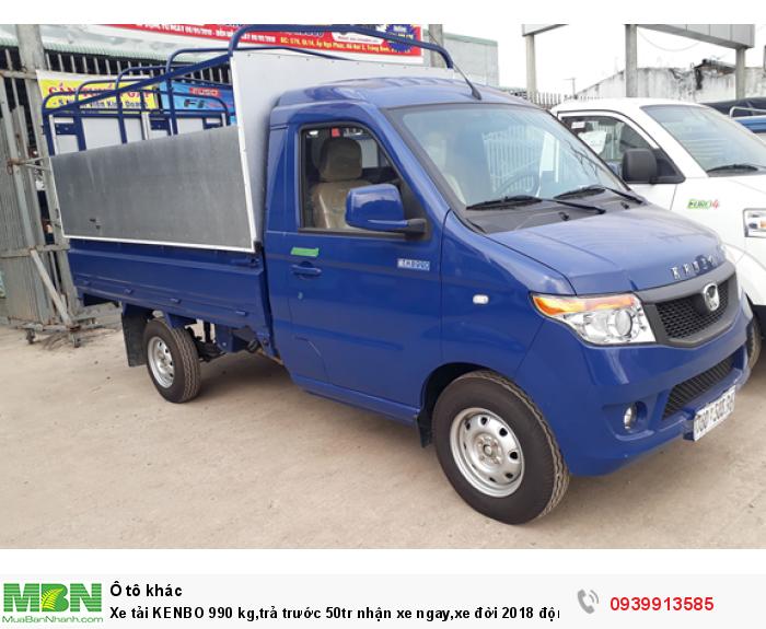 Bán xe tải kenbo 9 tạ, xe tải kenbo 990kg,xe tải nhỏ của Chiến Thắng2