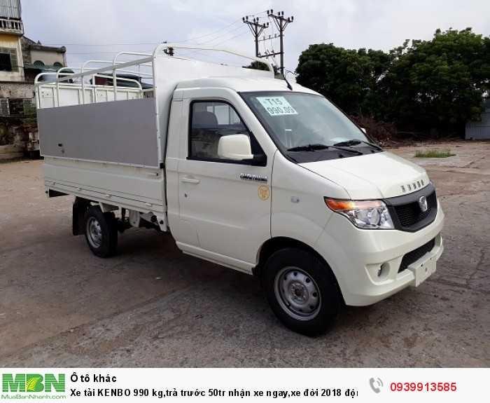 Bán xe tải kenbo 9 tạ, xe tải kenbo 990kg,xe tải nhỏ của Chiến Thắng3