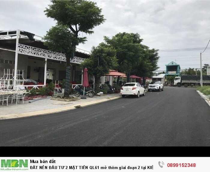 Đất Nền Đầu Tư 2 Mặt Tiền Ql61 Mở Thêm Giai Đoạn 2 Tại Kiên Giang