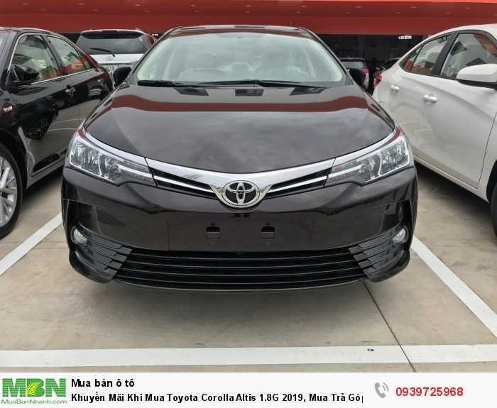 Xe Corolla Altis từ Đại lý Toyota 100% vốn Nhật - Toyota An Thành Fukushima, hotline tư vấn 0939 72 59 68