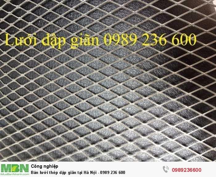 Bán lưới thép dập giãn tại Hà Nội -