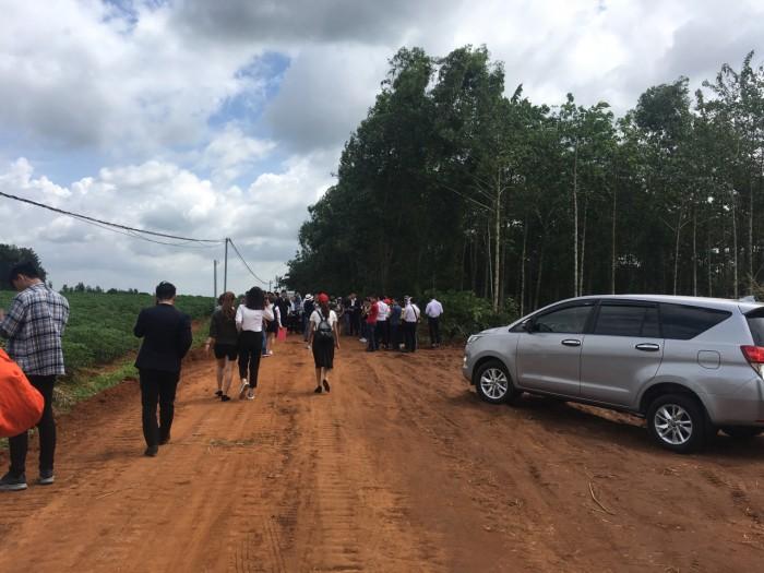 Bán đất nền gần KCN Phước Bình. Sổ riêng thổ cư 100%.