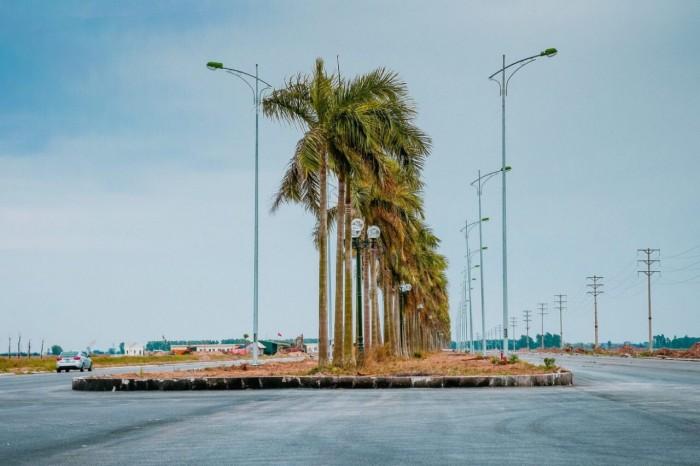 Bán đất nền dự án V-Green city Phố Nối Hưng Yên