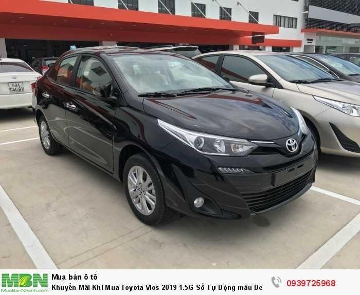 Toyota Vios số tự động trả góp HCM cùng An Thành Fukushima - đại lý Toyota chính hãng tại HCM