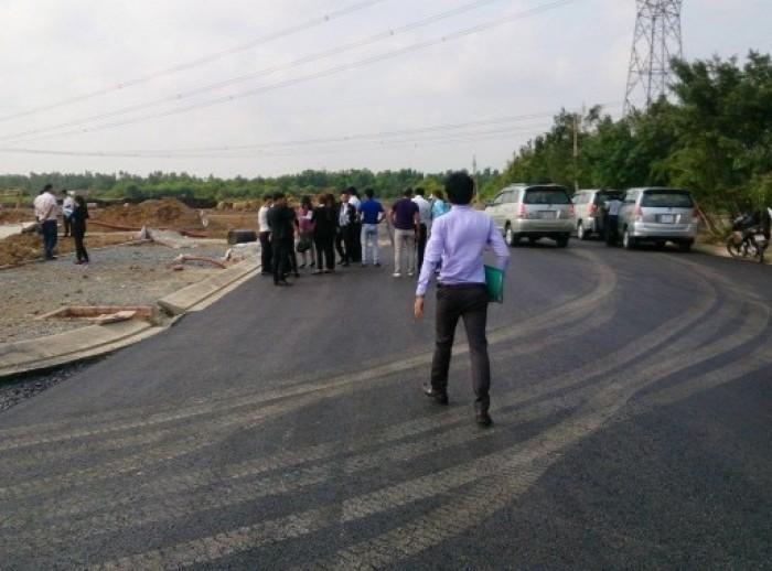 Chính chủ cần bán lô đất 2 mặt tiền Mt Đỗ Xuân Hợp - Q9 đầy đủ tiện ích