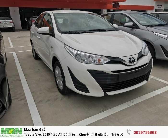 Bán xe Toyota Vios 2018 ở HCM từ Đại lý Toyota 100% vốn Nhật - Toyota An Thành Fukushima | Hotline tư vấn của chúng tôi là 0939 72 59 68