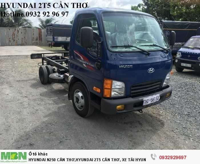 Hyundai n250 cần thơ,hyundai 2t5 cần thơ, xe tải hyundai n250 cần thơ 6