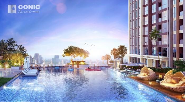Sở hữu ngay căn hộ ven sông mặt tiền Tạ Quang Bửu.