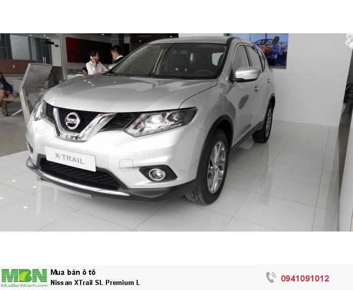 Nissan XTrail SL Premium L