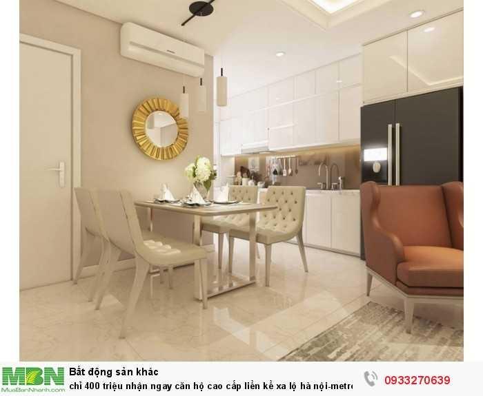 Nhận ngay căn hộ cao cấp liền kề xa lộ Hà Nội-metro Bến Thành Suối Tiên