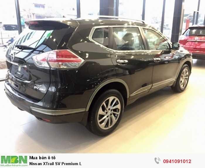 Nissan XTrail SV Premium L Màu Olive