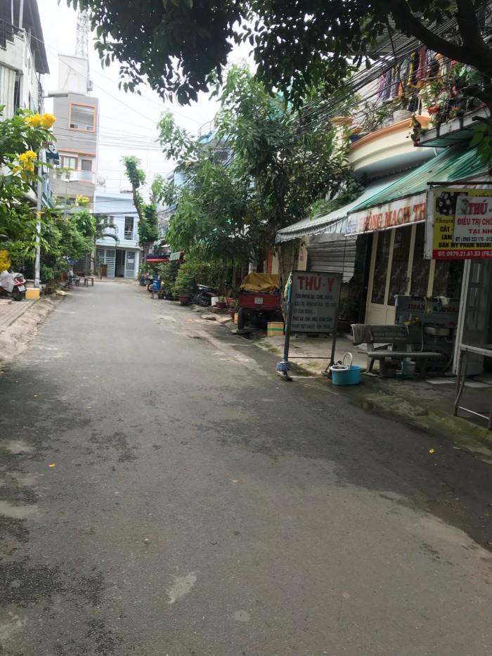 Bán nhà MT Đường 3B, P.Bình Hưng Hòa A, 3.3x12m, 3 lầu, 3.3 tỷ
