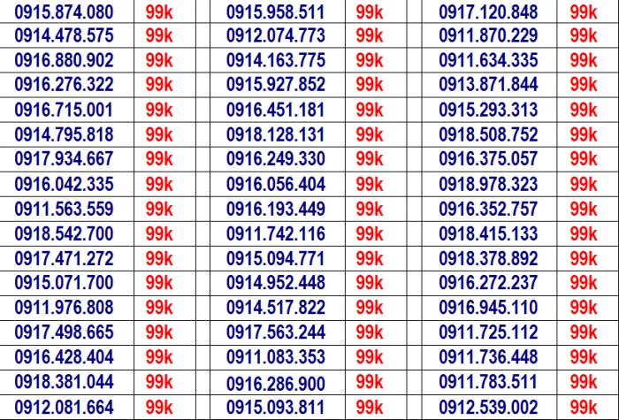 sim VINA giá rẻ,.. miễn phí ship vơi hóa đơn từ 2 sim26