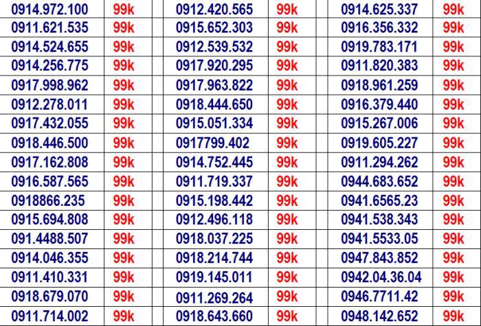 sim VINA giá rẻ,.. miễn phí ship vơi hóa đơn từ 2 sim24