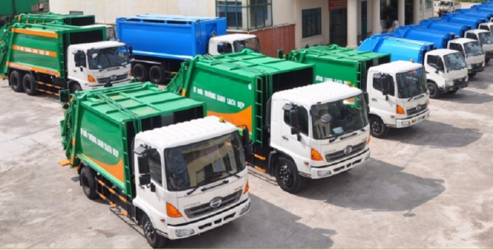 Xe tải ép rác 9 khối Jac  cập nhật giá mới nhất