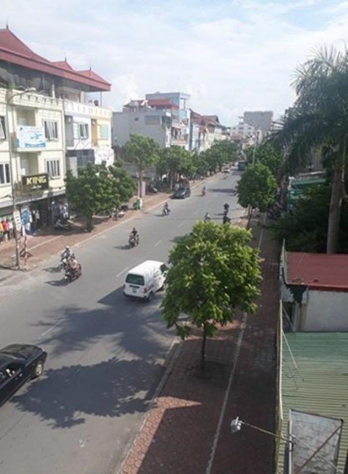 Bán nhà mặt phố Long Biên 160m2