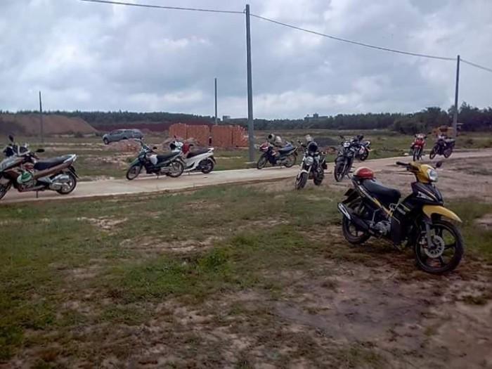 Bán đất KCN Mỹ Xuân, Br-Vt sổ riêng-bao xây dựng