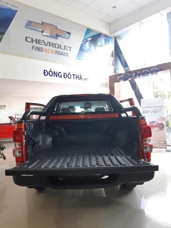 Chevrolet Colorado 2018 AT phiên bản new 2019