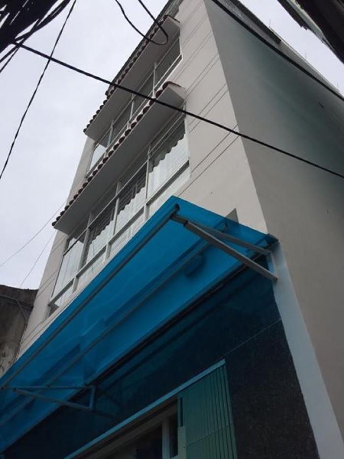 Bán gấp nhà 5,2x10m Cách Đường Tân Vĩnh 50m