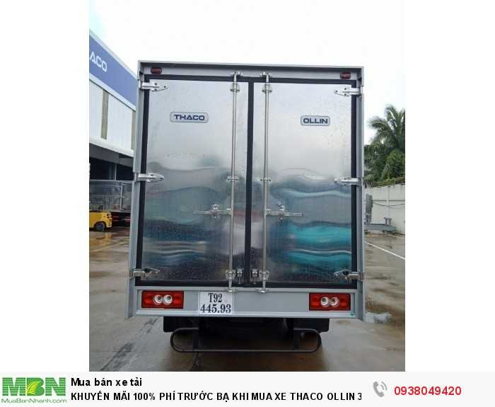 Xe tải Trường Hải - Thaco Thaco Ollin 350.E4 - Thùng dài 4m4 - Tải trọng 2tấn - Mới nhất - Bán Xe Trả Góp 6