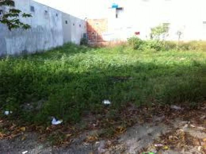 Bán gấp miếng đất 100m2 tại đường Trí Yên, Thị trấn Cần Giuộc, sổ hổng riêng, đất thổ cư