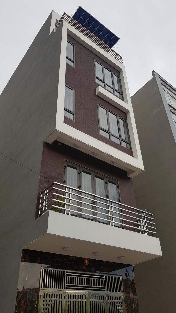 Nhà ngõ 1 Triều Khúc - Thanh Xuân (38m2*4T) gần đường 25m