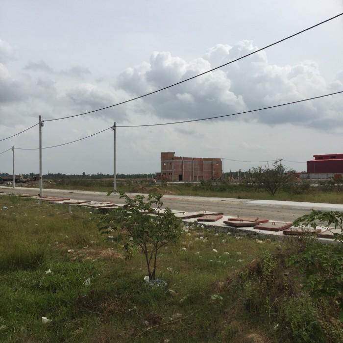 Đất nền SHR ngay KCN Hải Sơn Tân Đô
